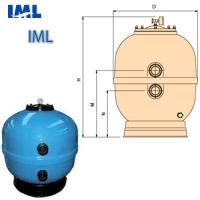 """Фильтр """"IML"""" FS-650"""