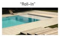 """Автоматическое подводное сматывающее устройство """"Roll-in"""" 4х8м."""