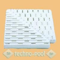 Угловые элементы 90° для переливных каналов из ABS-пластика