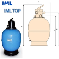 "Фильтр ""IML top"" FT-500"