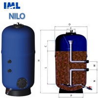 "Фильтр ""NILO"" FINI100800"