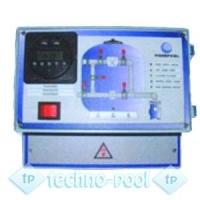 Панель автоматического управления 5-ти вентильной системы