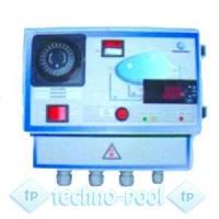 Панель управления фильтрацией и проточным электронагревателем