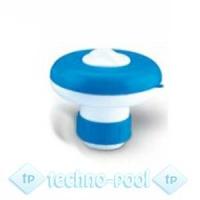 Плавающий дозатор для таблеток