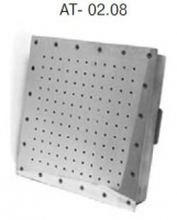 Квадратная панель гейзера