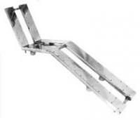 Двухполосный лежак воздушного массажа АТ-02.15