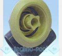 Гидромассажная форсунка, расход воды 7-11 м3/ч